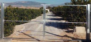 Cómo elegir las puertas para un vallado